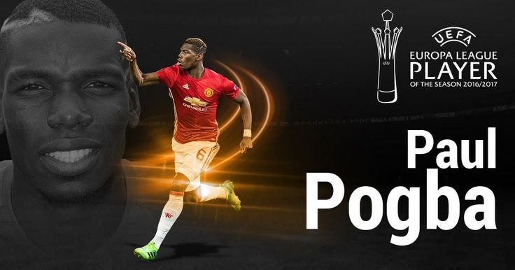 Manchester united Player Paul pogba has just been name the Europa player of the year 2016/2017  Paul pogba was an outstandingperformance at the last season Europa league and this will not be a big surprise for the French international.  The News was confirmed on the club twitter handler Congratulating the player for his hard work for the success of the team. See tweet below:  Congratulations to @PaulPogba - the @EuropaLeague Player of the Season for 2016/17…
