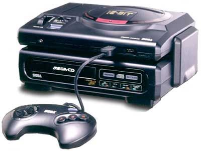 It may have boosted the power of my Mega Drive and given me the first glance of video footage in a game. But I was still gutted at the £350 price tag!  And I think I only bought about 5 games for it!