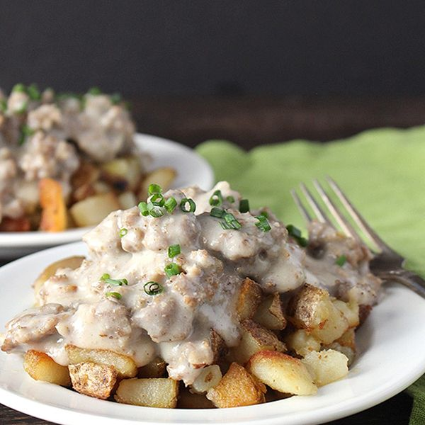 This Paleo Whole30 Sausage Gravy is so easy to make and packed with flavor. Creamy, thick, and so delicious! A classic made gluten free and dairy free and just as good! I'm super excited to share this recipe! It's been in my brain for a long time and it's finally good enough to share. My...Read More »
