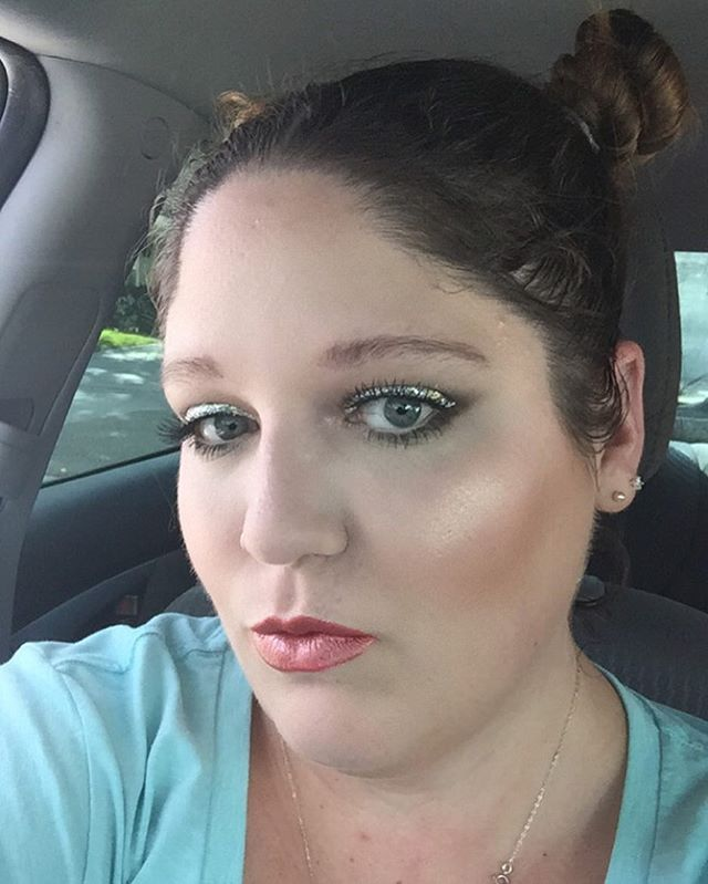 #nofilter lol Just beautiful makeup on a beautiful day. I really can't say enough about @jouercosmetics @hourglasscosmetics @tartecosmetics @katvondbeauty and @jeffreestarcosmetics These companies have products that make me feel like I'm worthy of being in a photo shoot when all they are is selfies. I love makeup and love how much fun it is to play and dress up your face. Please if you have questions or comments always feel free to comment below or send a DM. I love hearing from my…