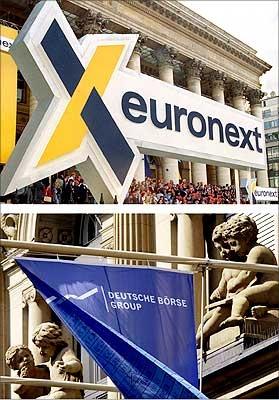 5. Euronext: $3.85 trillion share trades