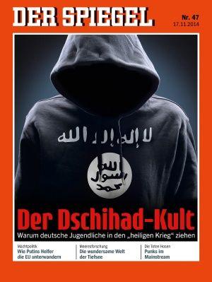 Dschihad-Kult: Allah sieht alles  Gut. Auch ohne SPIEGEL-Abo?