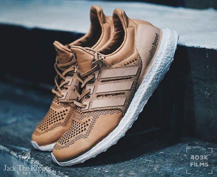 "adidas Ultra Boost ""Henderscheme"" (Custom) - Flashback Magazin"