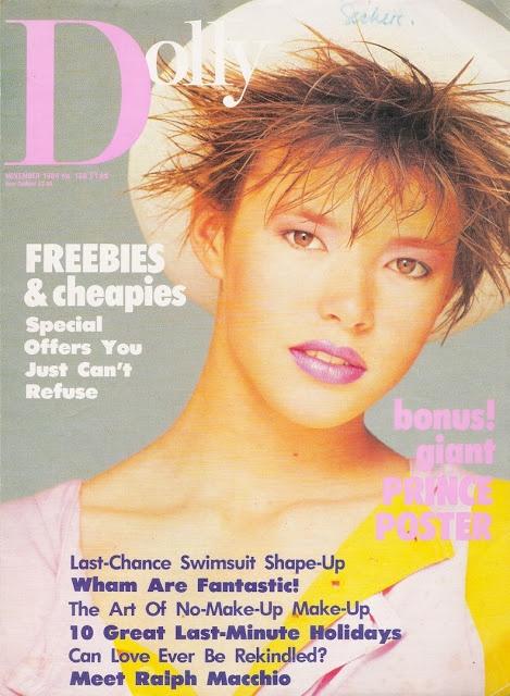 Dolly Magazine November 1984