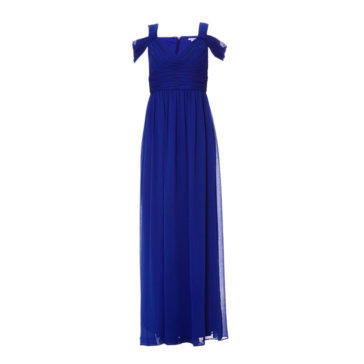 Robe longue cobalt - Manoukian | Brandalley