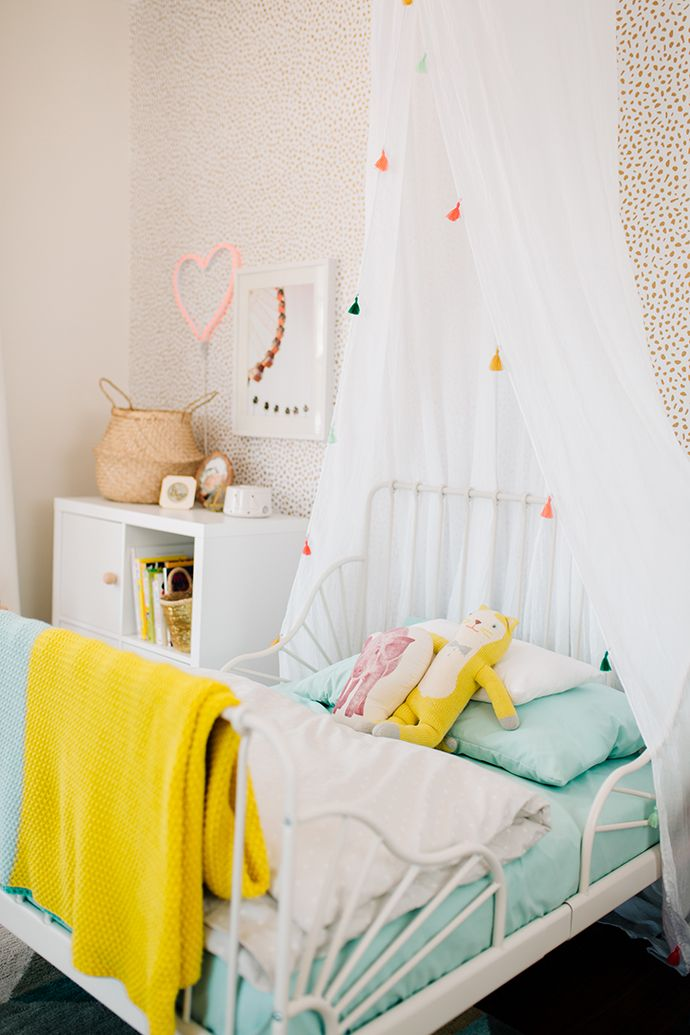 The Whimsical Toddler Room Every Mom Needs to See | theglitterguide