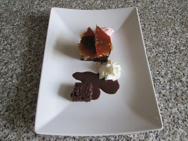JHS / Fragola cioccolato e caramello Gino D'Aquino