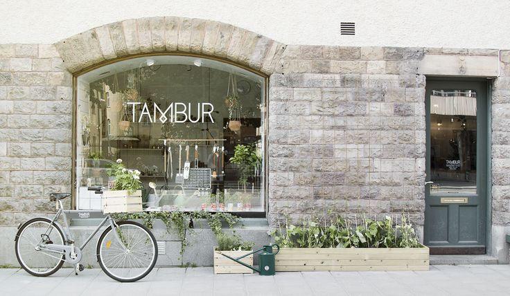Tambur Folkungagatan 85, Stockholm