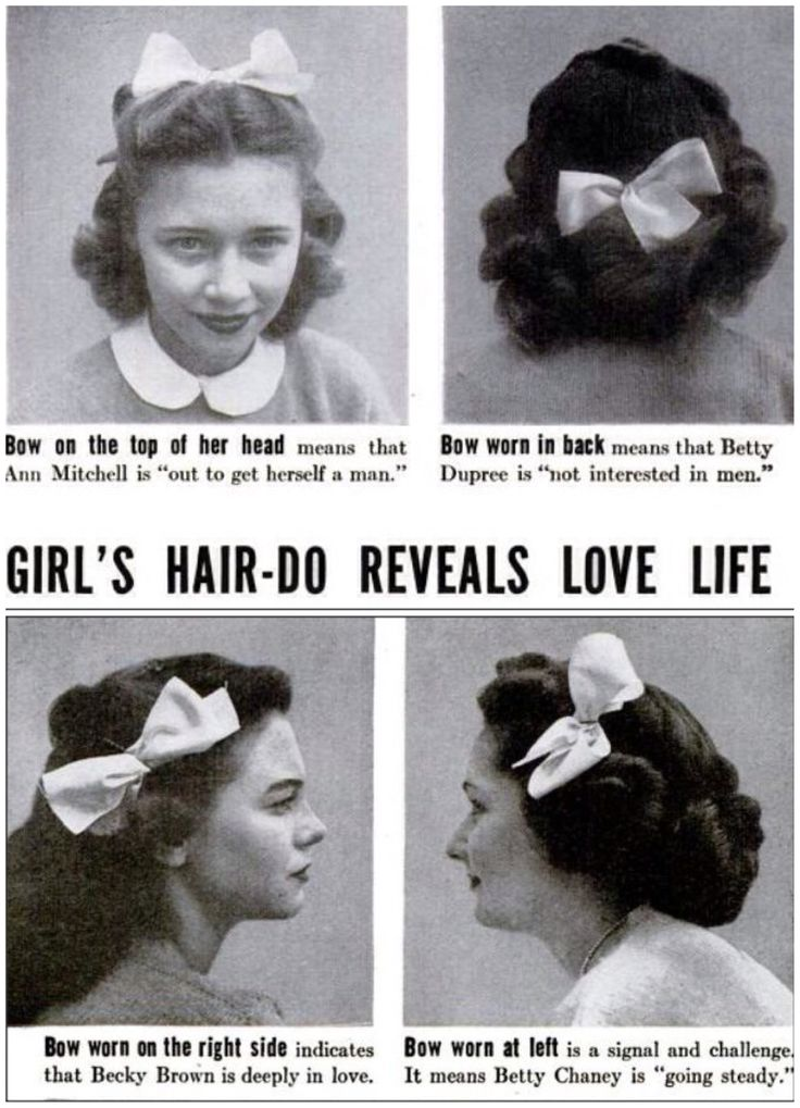 High School Fads, 1944 oh my gosh these are hilarious
