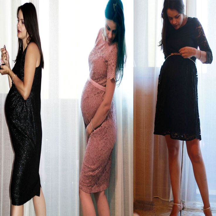3 Party ASOS Maternity Dresses