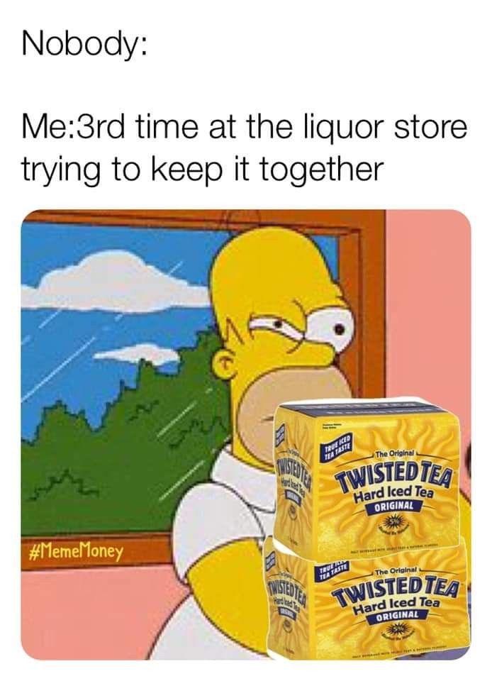 Pin By Tonia Dool On Memes Twisted Tea Liquor Store Liquor