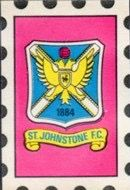 St Johnstone crest.