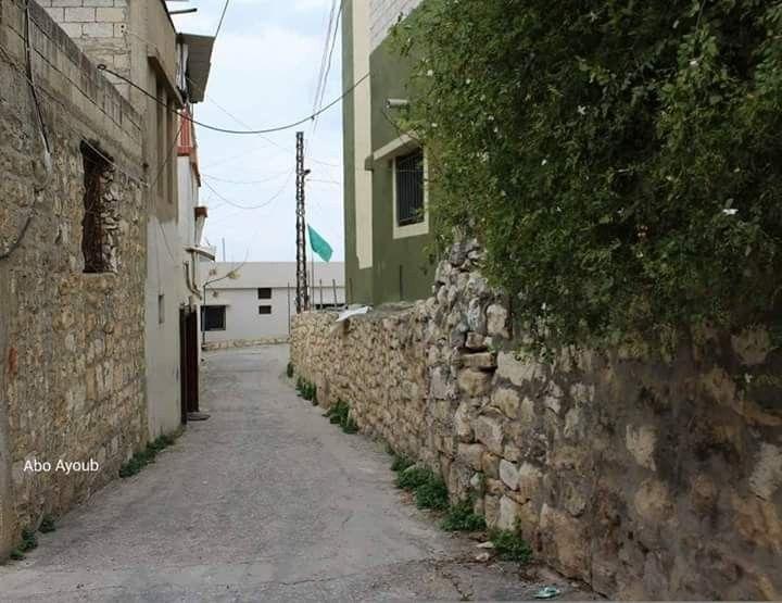 بيوت قديمة في جنوب لبنان Old Houses Structures Sidewalk