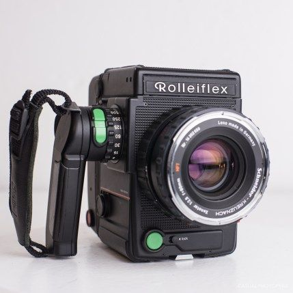 Rollei 6008 Professional Medium Format SLR Camera Review – Casual Photophile