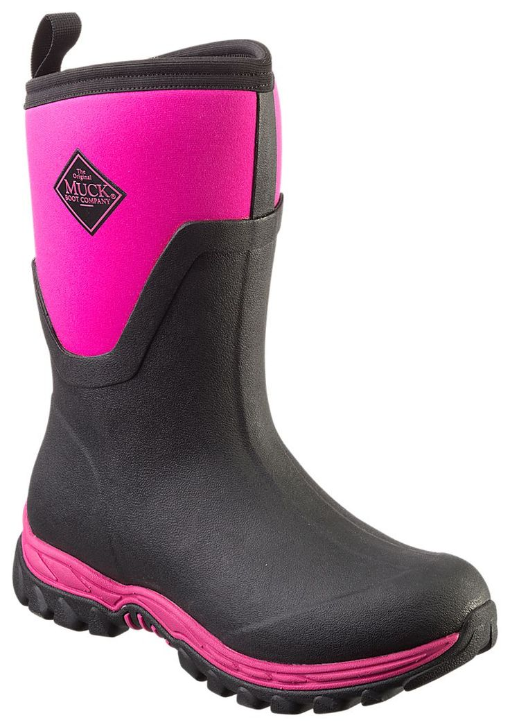 Muck Boots Hale Multi-Season Women's Rubber Boot, Black/Hot Pink, 8 M US New Free Shipping% $ $ view deal Muck Arctic Sport Mid Insulated Winter Boots Black ASMA Muck Boots Arctic Pro Bark - Men's , Women's B(M) US New Free Shipping. $ $ view deal 12% Off. Muck Arctic Sport Rubber High Performance.