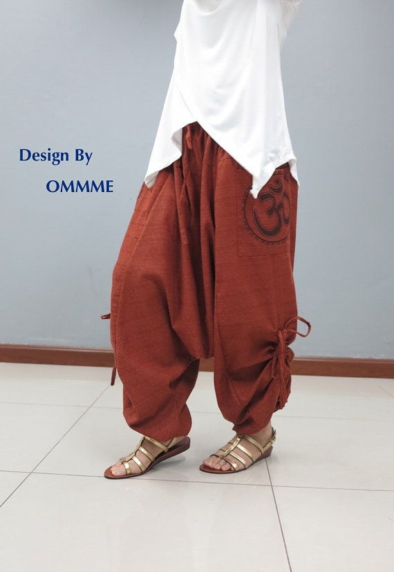NEW OMMME harem pants 047 by Ommme on Etsy