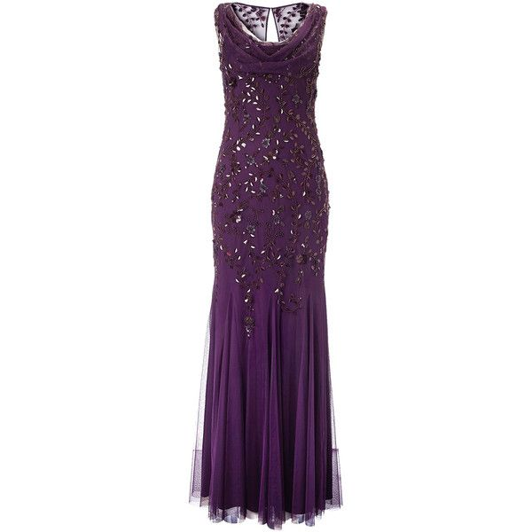 Dresses | Purple Petite Quartet Dress | Phase Eight (785 BAM) ❤ liked on Polyvore featuring dresses, purple day dress, purple dress, phase eight dresses, petite dresses and phase eight
