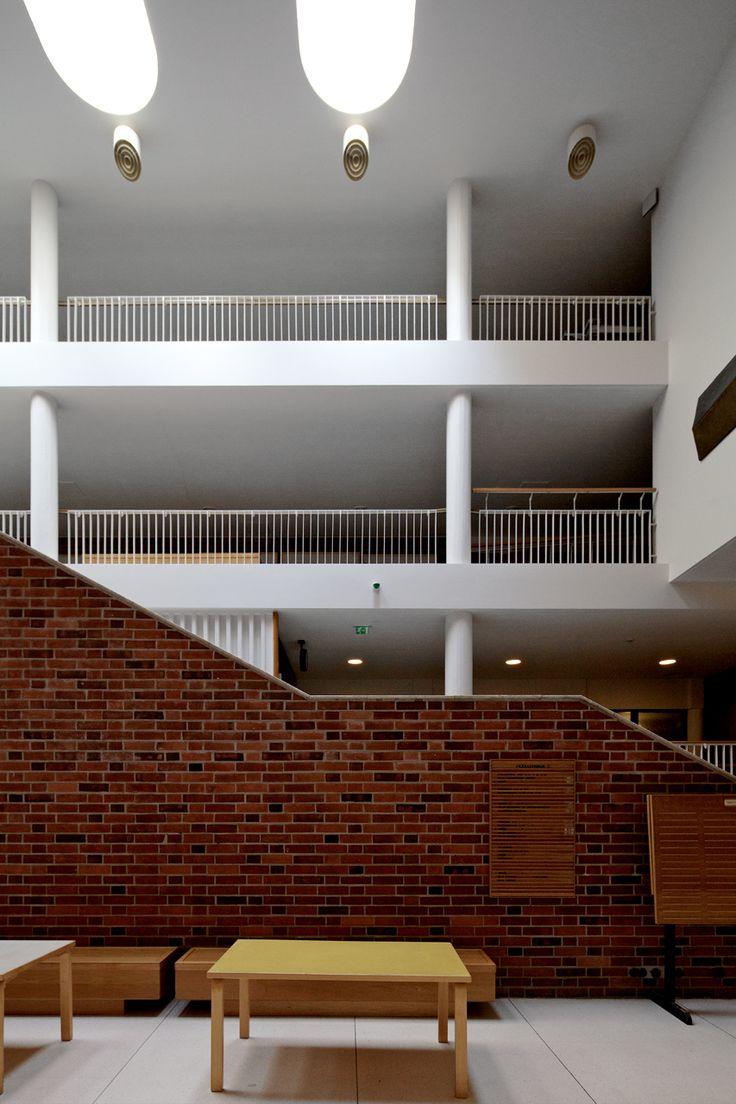Gallery of AD Classics Jyvaskyla University  Alvar Aalto
