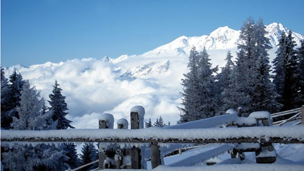 Winterwandern im Herzen Tirols - Sonnenterrasse über Innsbruck