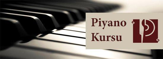 Her yaşa yönelik kaliteli ve profesyonel piyano eğitimi ile öğrenme ve maksimum eğlenme garantisi!