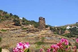 Ayios Petros - Andros, Greece