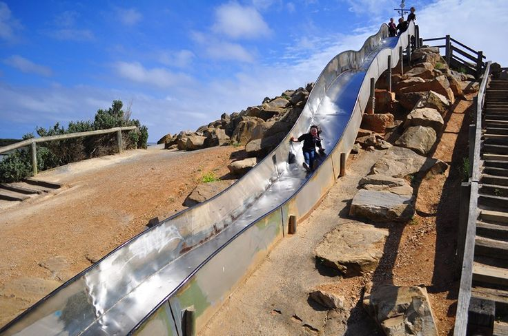 17 Best Images About Hillside Playground Slide Project On