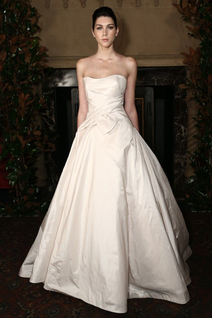 austin scarlett wedding gowns | Austin Scarlett #Wedding Dresses Fall 2014 Collection. To see more ...