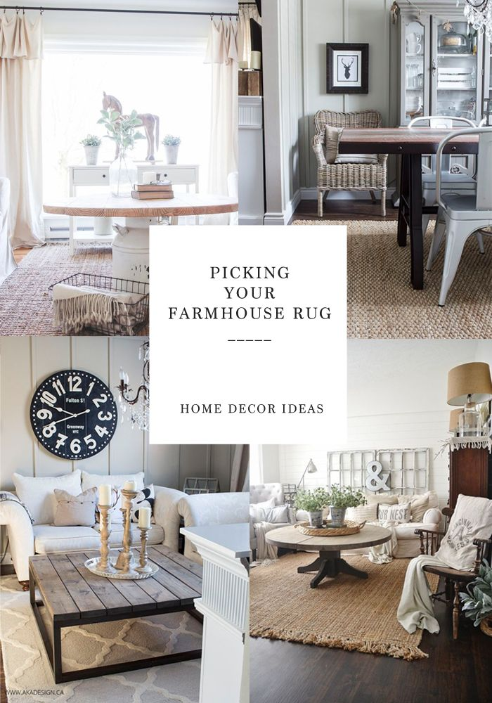 Finding the Perfect Farmhouse Rug Farmhouse rugs, Rugs