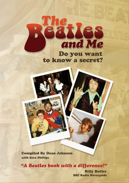 New book 'The Beatles and Me'