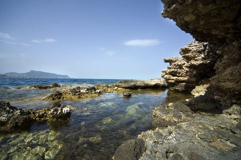 Turkey, asia, europe, water, sand, stone, vulcan