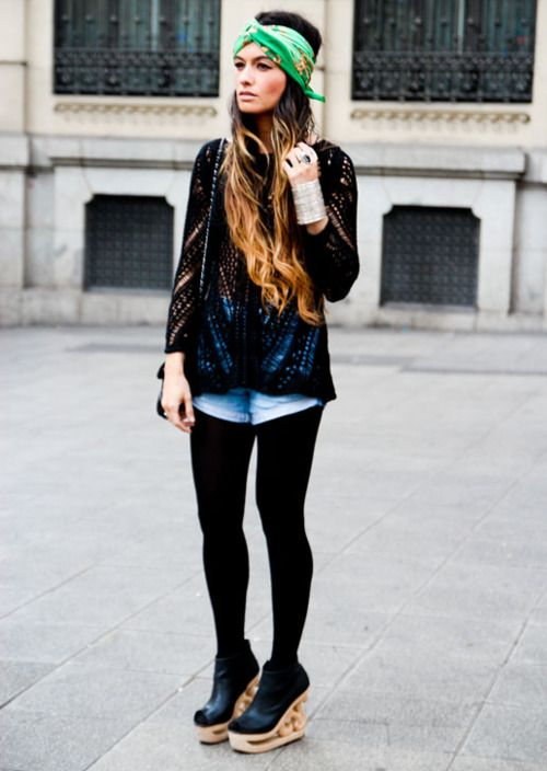 153 Best Headband Outfits Images On Pinterest