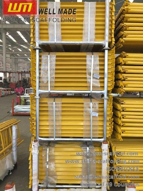 Formwork Scaffolding Materials: Kwikstage Scaffolding(quick stage scaffold) Transo...