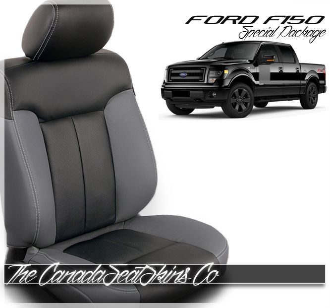 2012 2014 Ford F150 Special Edition Custom Leather Upholstery Ford F150 Custom Ford F150 Leather Interior Design