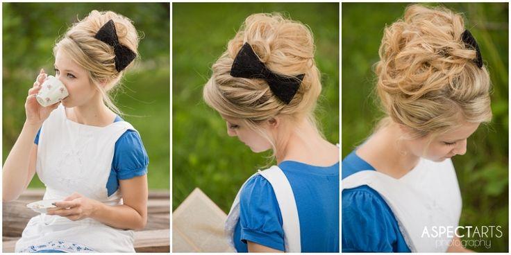 Latest creation! Alice in Wonderland – a Creative Collaboration | Aspect Arts Photography