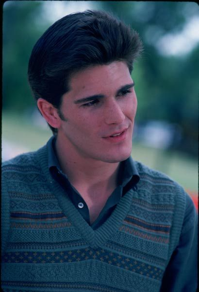Michael Schoeffling as Jake Ryan in Sixteen Candles (1984)