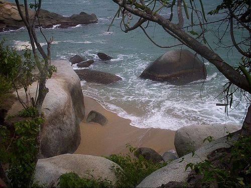 Parque Nacional Natural Tayrona - Magdalena (Colombia)