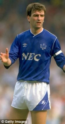 Kevin Ratcliffe - Everton