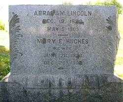 Grave of Confederate Abraham B. Lincoln, second cousin to President Lincoln. #abrahamlincoln  #civilwar