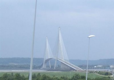 Pont de Normandie. France
