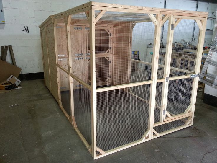 Walk In Double Rabbit Hutch from Boyle's Pet Housing is an extremely large enclosure that incorporates a large double Rabbit hutch and a strong and durable run for them to explore and exercise in. Its size allows the owner to enter the enclosure without having to bend down. Bespoke pet housing with delivery across Cheshire, Manchester, Hale, Warrington, Liverpool, Stockport, Wrexham and lots more.