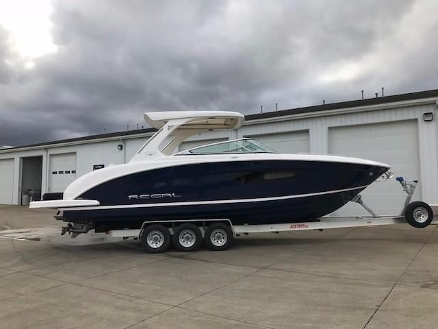 2018 Regal 3300 Bowrider Power Boat For Sale - www.yachtworld.com