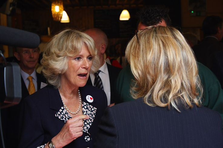 Duchess of Cornwall visits Royal Veterinary College to celebrate hospital's birthday – Royal Central
