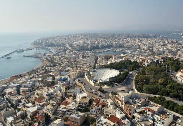 Urban Renewal Priority for Piraeus, Aiming for Tourism