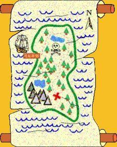 Istruzioni per organizzare un caccia al tesoro per bambini di 7 anni