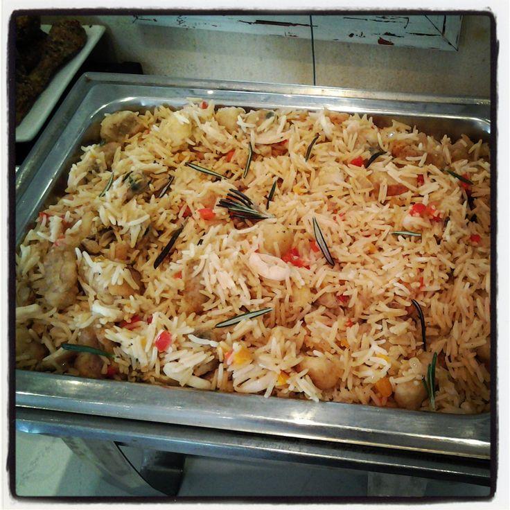 4TH JULY 2013 GINGKO'S Seafood Jambalaya