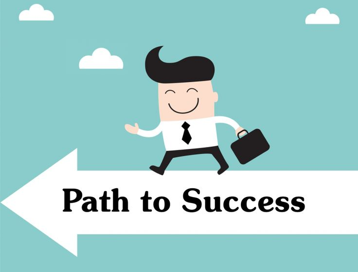 Are You Walking on the Path to Success?