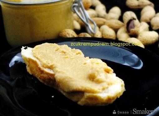 Domowe masło orzechowe. Kliknij w zdjęcie, aby zobaczyć przepis!