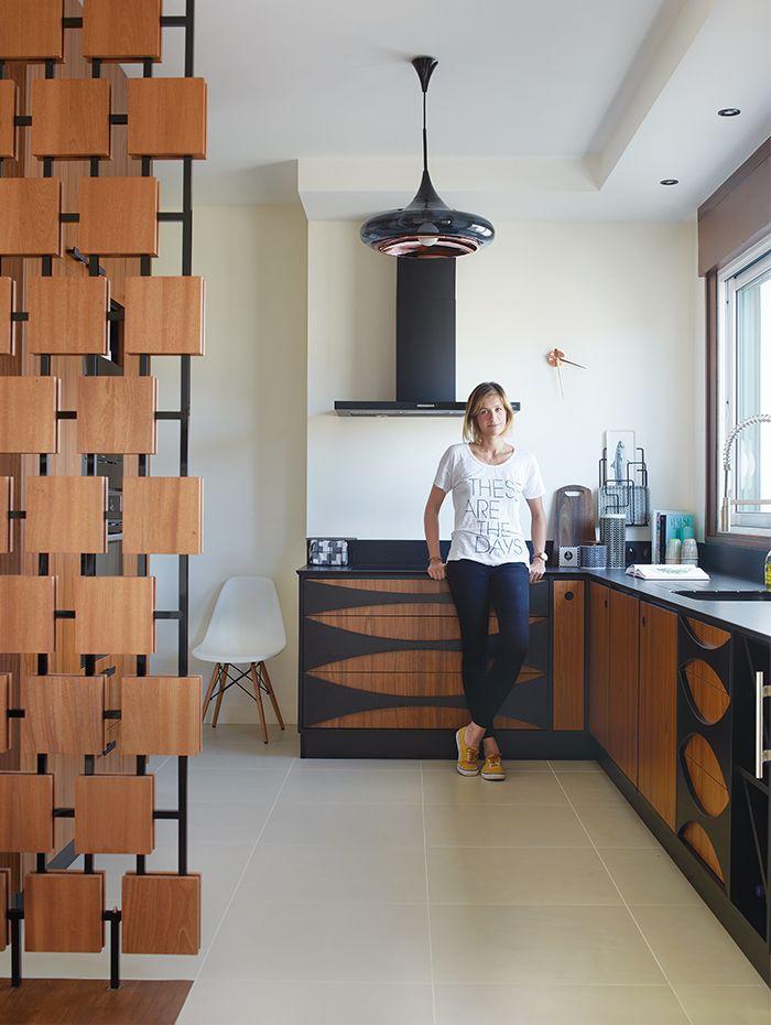 Royan interior PROJECT : Appartement G ARCHITECT : Yves Salier INTERIOR DESIGNER : Florence Deau