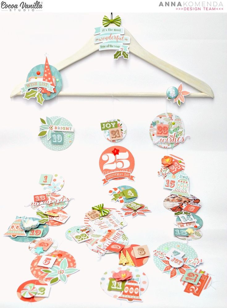 Christmas hanger | Tis the season decor | Anna Komenda