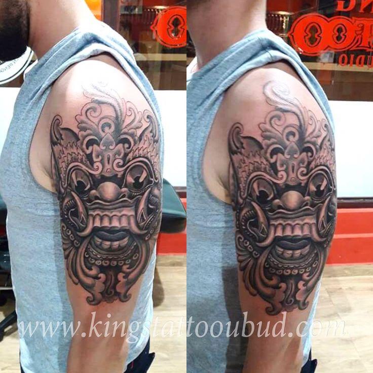 Rangda Tattoo